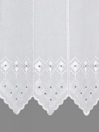 Scheibengardine Lisa detailbild