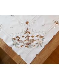 Tischwäsche Winterzauber detail