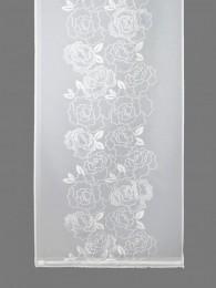 Schiebepaneele Rosalia in weiß breit