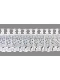 Spitzengardine Margery in weiß Dekoration