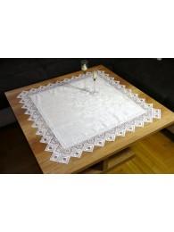Tischwäsche Marlen in cremeweiß