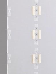 Plauener Stickerei-Flächengardine Sadie detailbild