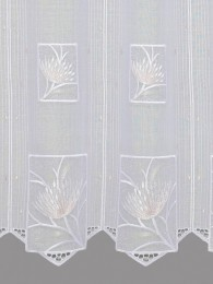 Stickerei-Kurzstore Johanna detailansicht
