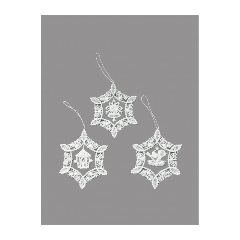 Christbaumschmuck Sterne