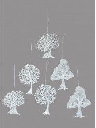 Anhänger Kleine Bäume