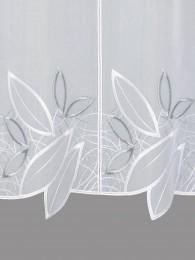 Stickerei-Kurzgardine Darlen detail