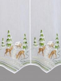 Wintergardine Waldlichtung detail