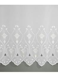 Store Wasserlilie in weiß-beige detailbild