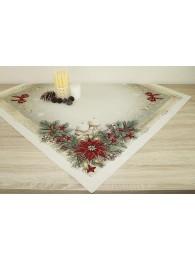 Gobelin-Decken Kerzen