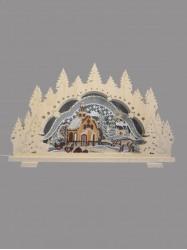 Schwibbogen-aus-Plauener-Spitze-und-erzgebirgischer-Holzkunst